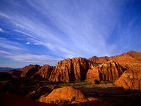 SNOW CANYON STATE PARK, UTAH