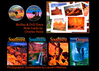 Click on DVD, NOTE CARDS, BOOKS for more information