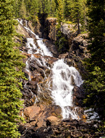 Hidden Falls, Grand Teton National Park, Wyoming