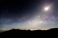 HALEAKALA NIGHT SKY
