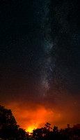 KILAUEA NIGHT SKY